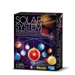4M KidzLabs Solar System Mobile Making Kit