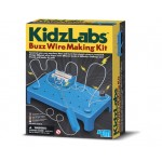 4M KidzLabs Buzz Wire Making Kit
