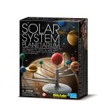 4M Kidz Labs Solar System Planetarium Model