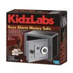 4M KidzLabs Buzz Alarm Money Safe