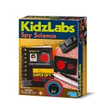 4M KidzLabs Spy Science