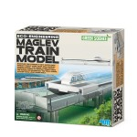 4M Green Science Maglev Train Model