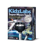 4M KidzLabs Super Moon Torch