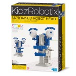 4M Kidzrobotix Motorised Robot Head