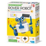 4M Green Science Rover Robot Solar Hybrid Power