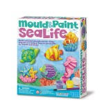 4M Mould & Paint Crafts Sealife