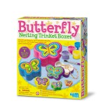 4M Butterfly Nesting Trinket Box