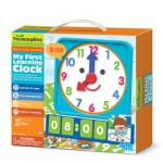 4M Thinking Kits My First Learning Clock