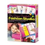 4M KidzMaker My Design Portfolio Fashion Studio