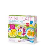 4M Little Craft Mini Plate Painting Kit