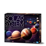 4M 3D Solar System Model Making Kit