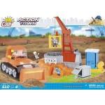Cobi 500 Pcs Action Town Heavy Machinery
