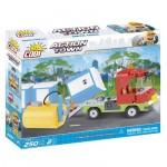 Cobi 250 pcs Septic Truck