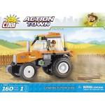 Cobi 160 Pcs Action Town Tractor