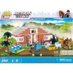 Cobi 350 Pcs Action Town Stable