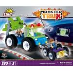 Cobi 360 Pcs Monster Trux Monster Junk Truck