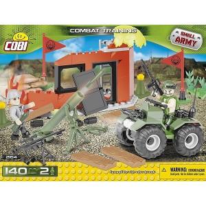 Cobi 140 Pcs Small Army Combat Training