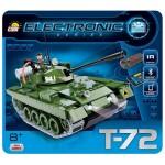 Cobi Electronic T 72 Tank W/Bluetooth