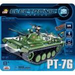 Cobi Electronic Tank Pt-76 W/Bluetooth