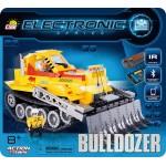 Cobi Electronic Bulldozer W/Bluetooth