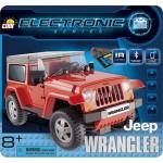 Cobi Electronic Jeep Wrangler W / Bluetooth