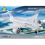 Cobi 260 Pcs Boeing 777