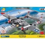 Cobi 395 Pcs Small Army Lockheed P-38 Lightning