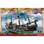 Cobi 520 Pcs Pirates Ghost Ship