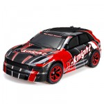 Crazon 1:18  2.4G  R/C High Speed Off Road Car (Red)