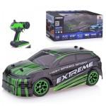 Crazon 1:18 2.4GHz RC Car - Green