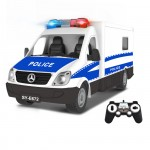 Double Eagle R/C Police Car