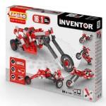 Engino  Inventor  16 In 1 Motorbikes