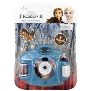 Frozen Projection Camera