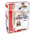 Hape White Gourmet Kitchen Set