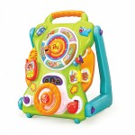 Hola Convertible Baby Activity Table Walker with Music/Light
