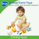 Hola Adorable Animal Farm Friction Toys