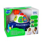 Hola Police Car with Music/Light/Universal