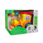 Hola Drop n Go Train with Music/Light/Electric Universal