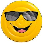 Intex Cool Emoji Guy Island