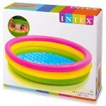 Intex Flourescent Tricyclic Inflatable Pool