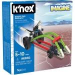 Knex Rocket Car Building Set