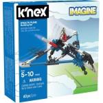 Knex Stealth Plane Building Set
