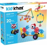 Knex Zoomin' Rides Building Set