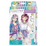 Make It Real Fashion Design Sketchbook Digital Dream