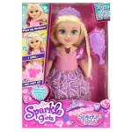 Sparkle Girlz 13inch Sparkle Tots - Musical Light Up Princess