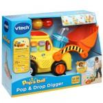 VTech Pop-A-Ball Pop & Drop Digger