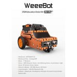 WeeeMake WeeeBot 3-in-1 STEM Robot Kit