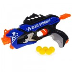 Zecong Blaze Storm Manual Soft Bullet Gun With 5 Roundball Bullets