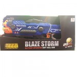 Zecong Blaze Storm Battery Operated Softball Gun With 20 Roundball Bullets