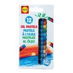 Alex Oil Pastels Set (12)